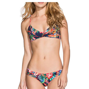 Flowers and Joy bikini - beachwear - MySwaggs