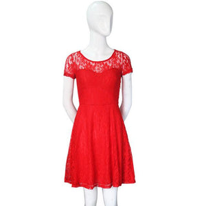 Juliette Elegant Lace Casual and Romantic Dress - dress - MySwaggs