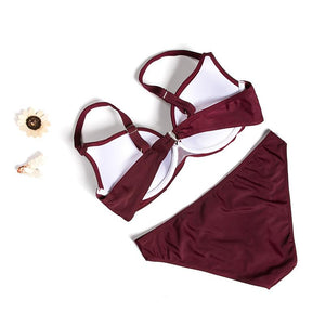 Linda Push-up Bikini - beachwear - MySwaggs