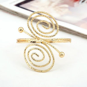 Musical Note Plated Bracelet -  - MySwaggs