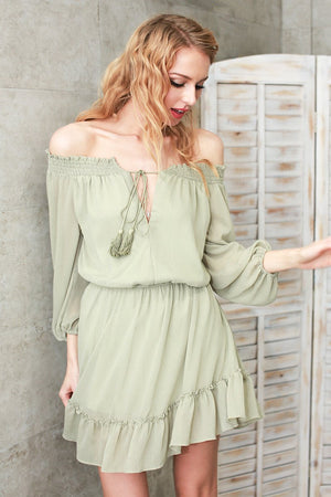 la Belle Michelle Boho dress -  - MySwaggs