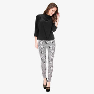 Geometry Hypnose Leggings