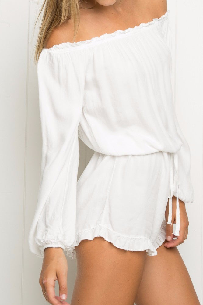 Off Short Rompers -  - MySwaggs
