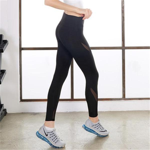 Ellen Mesh Yoga Leggings