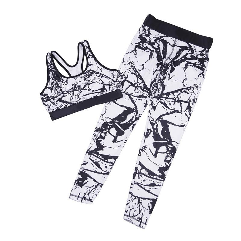 Super Nova Marble Yoga jumpsuit