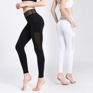 Guadaloppe Mesh leggings