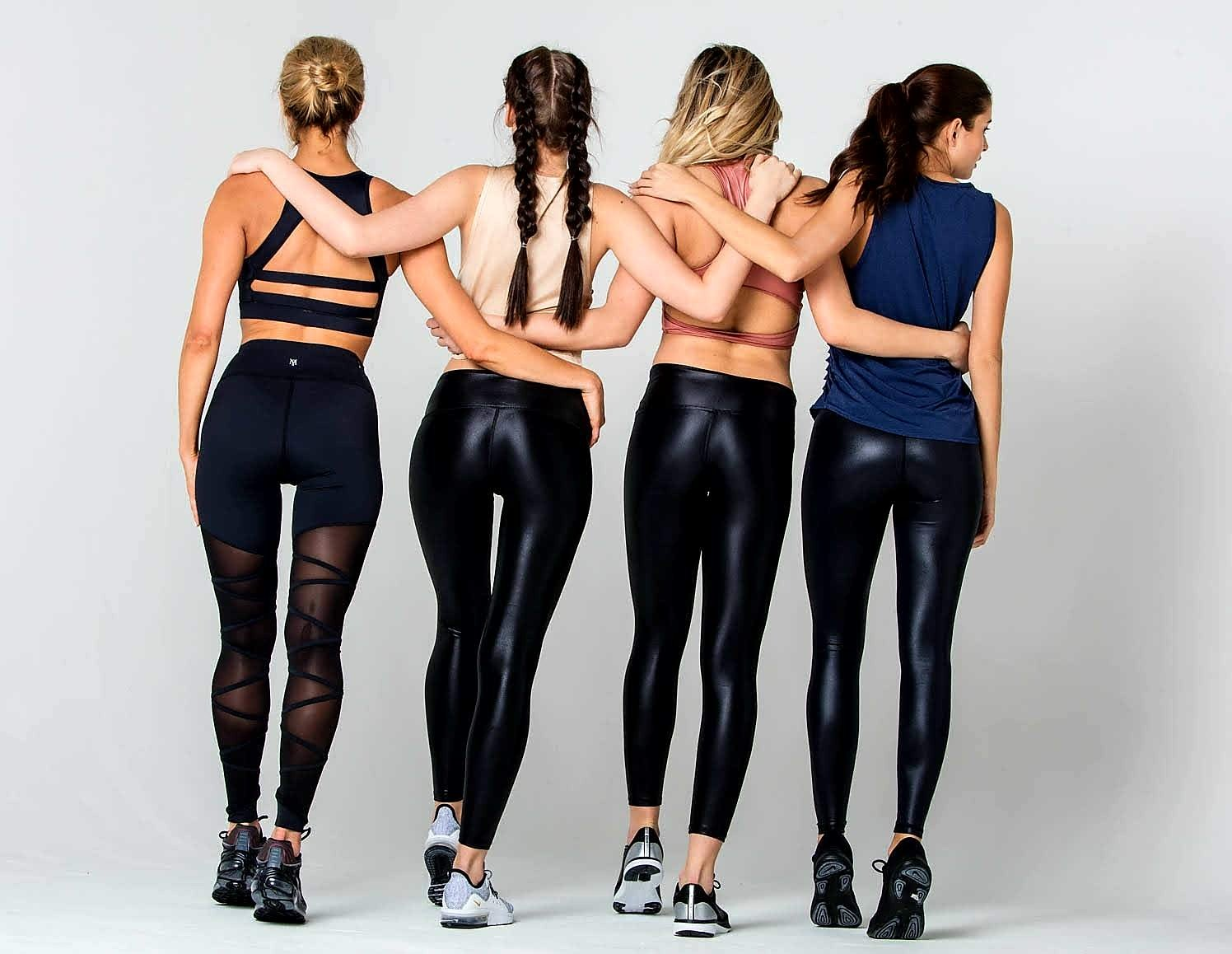 Alexa Liquid Legging