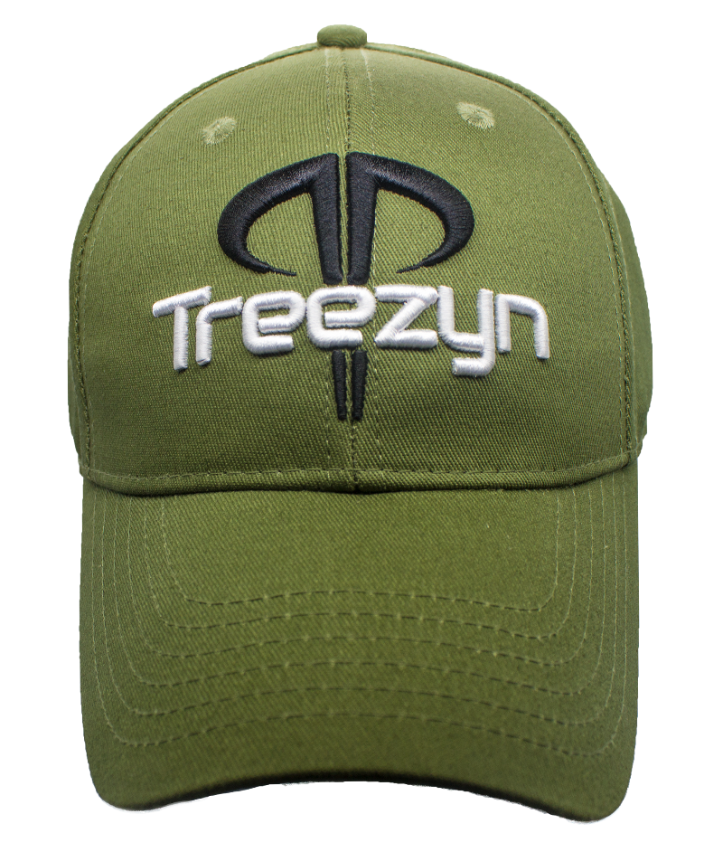 OD Green Fitted Hat - Treezyn.com 7bac121e9cc