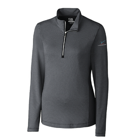 Ladies' Cutter & Buck Madeline Half Zip