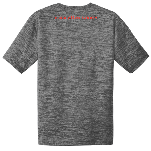 Men's Electric Heather Dry Fit Tee (Available In Youth Sizing)