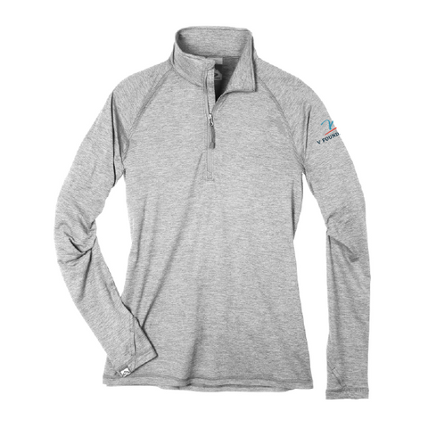 Ladies' Moss 1/4 Zip