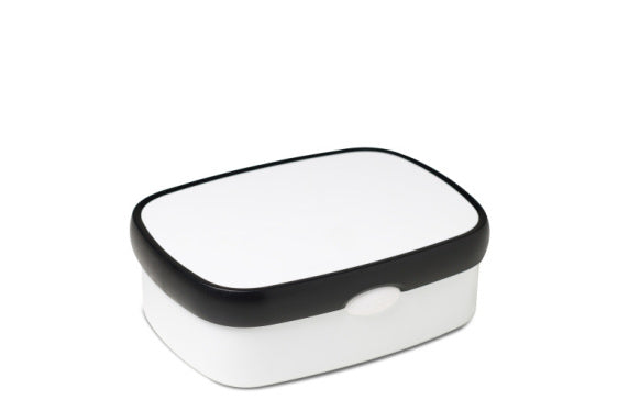 Campus Lunchbox Midi - White