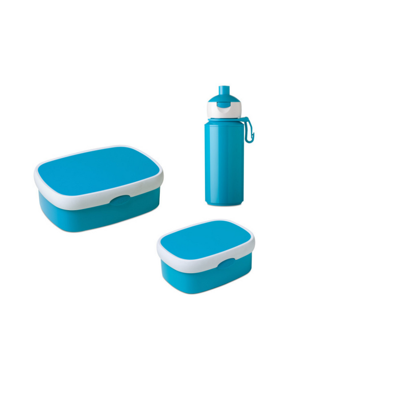 Campus Bundle - 3pcs Set - Turquoise
