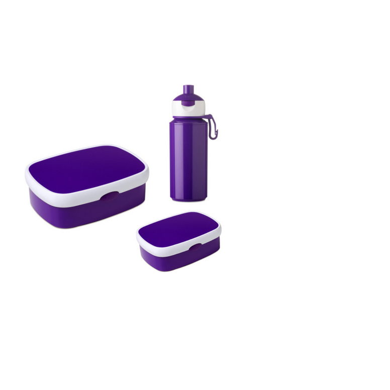 Campus Bundle - 3pcs Set - Violet
