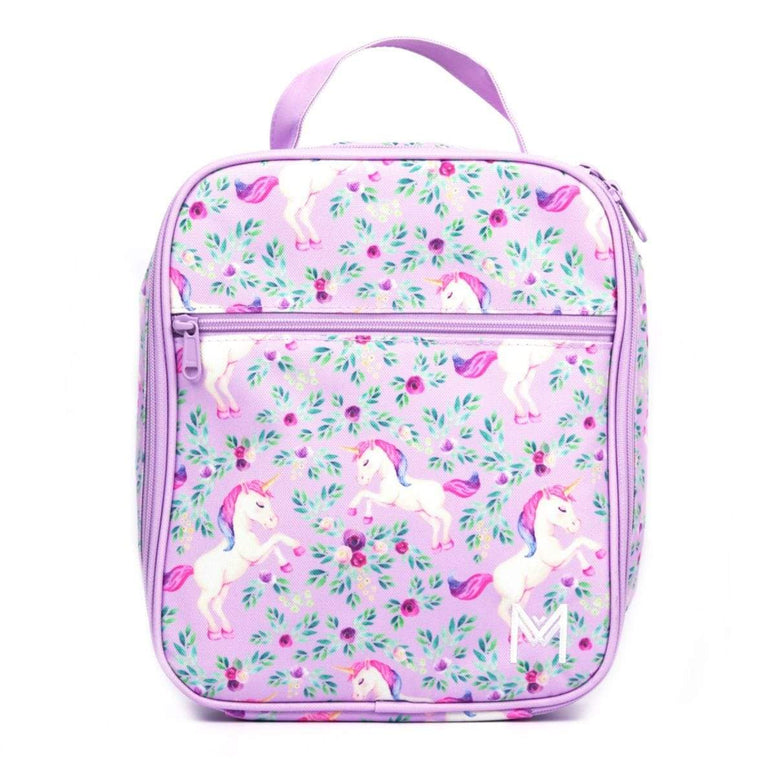 MONTIICO INSULATED LUNCH BAG - UNICORNS 2.0