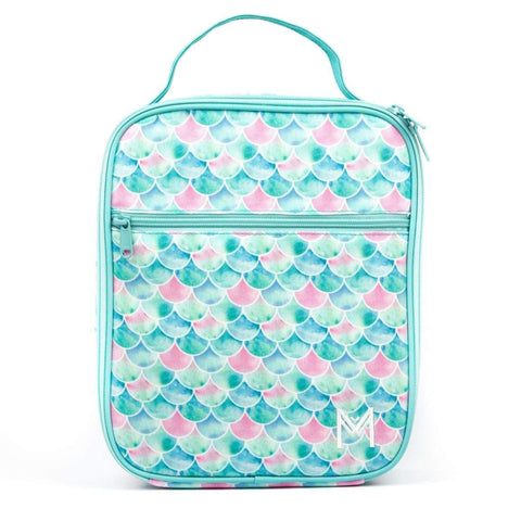 MONTIICO INSULATED LUNCH BAG - MERMAIDS 2.0