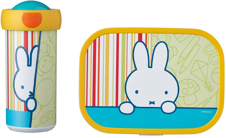 Lunchset Miffy