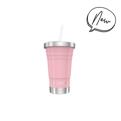 MONTIICO MINI SMOOTHIE CUP - DUSTY PINK