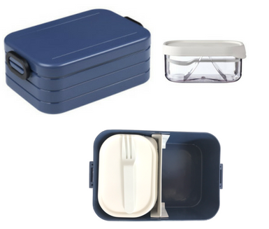 Take a break bento box - Nordic denim