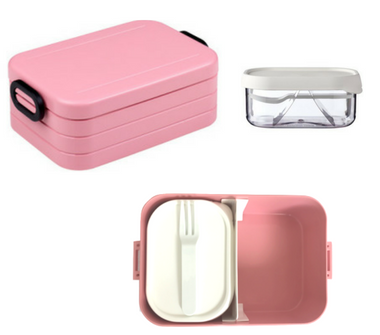 Take a break bento box - Nordic pink