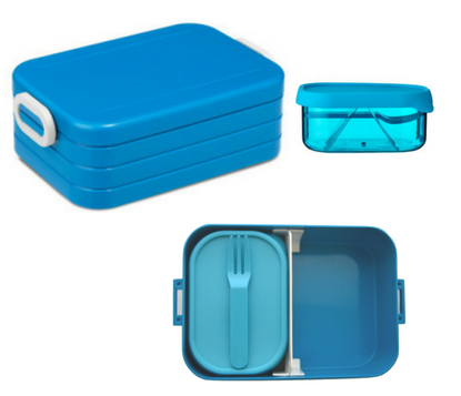 Take a break bento box - Blue