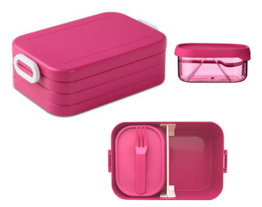Take a break bento box - Pink