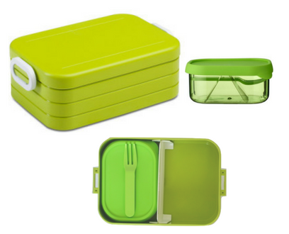 Take a break bento box - Lime