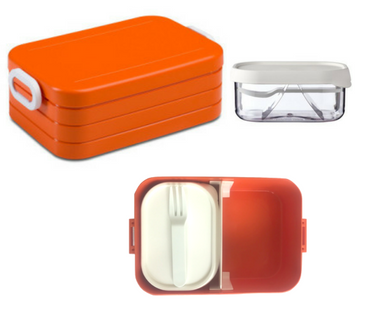 Take a break bento box - Orange