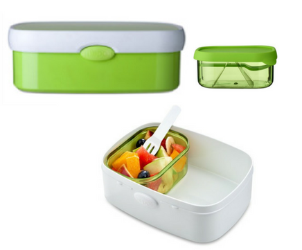 Campus bento box - Lime