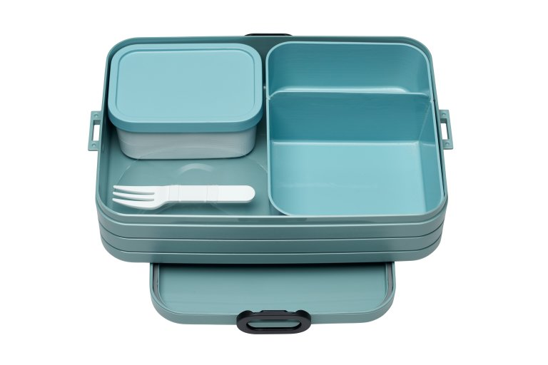 Take a break bento box large - Nordic Green