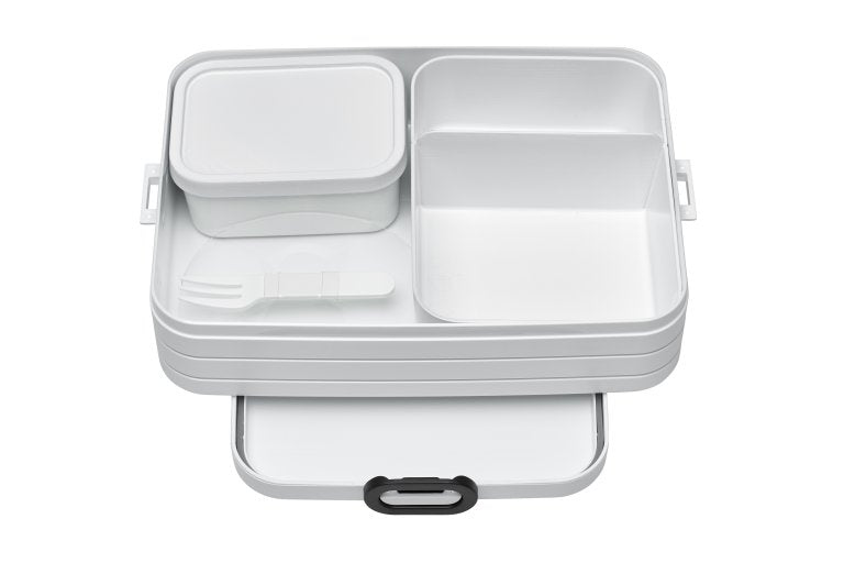 Take a break bento box large - White