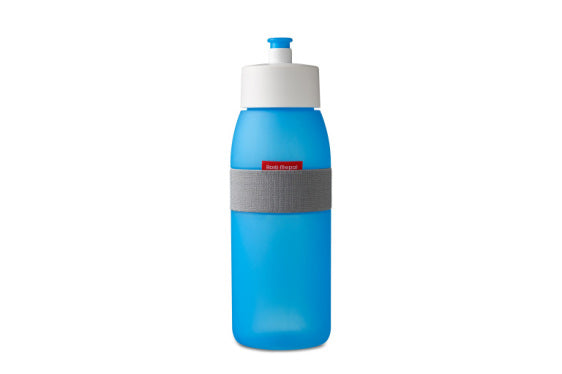 Sports Bottle Ellipse 500ml - Blue
