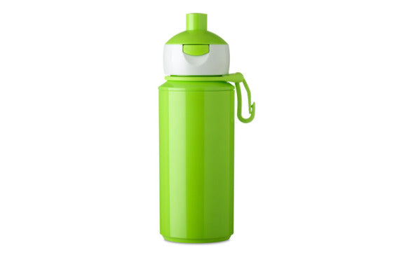 Popup water bottle lime - 275ml