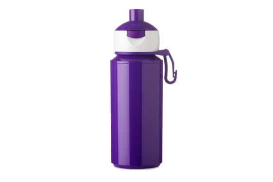 Popup water bottle violet - 275ml