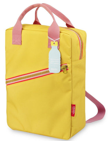 Backpack large 'Zipper Yellow'