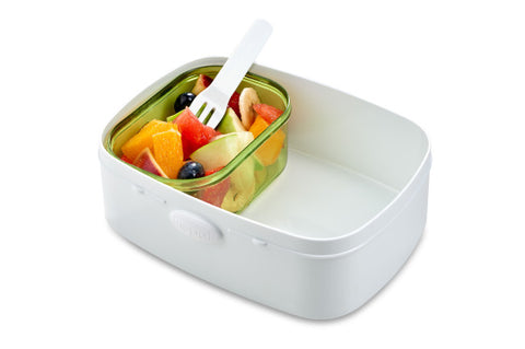 Campus Lunchbox Midi - Lime