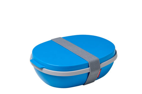 Lunchbox Ellipse Duo - Blue