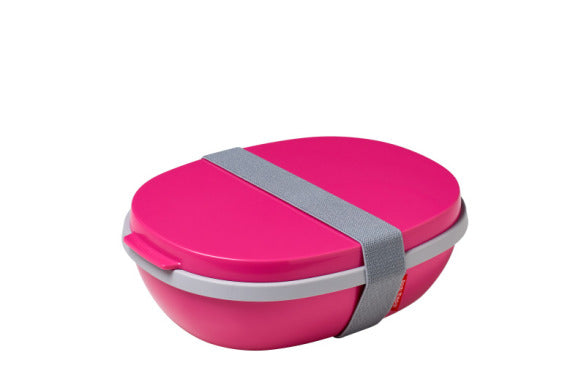 Lunchbox Ellipse Duo - Pink