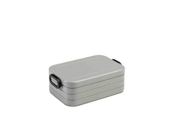 Lunchbox Take A Break Midi - Silver