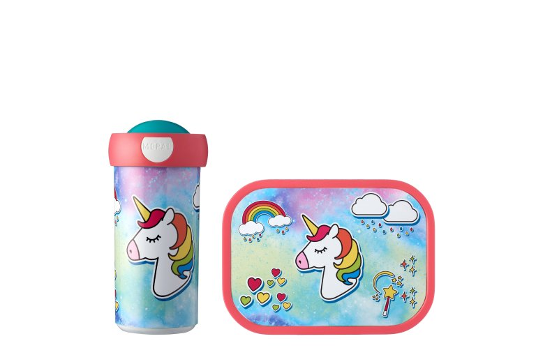 Lunchset Unicorn