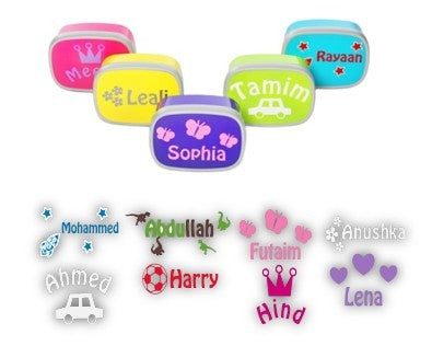 Kids mini lunch box  personalised by us!