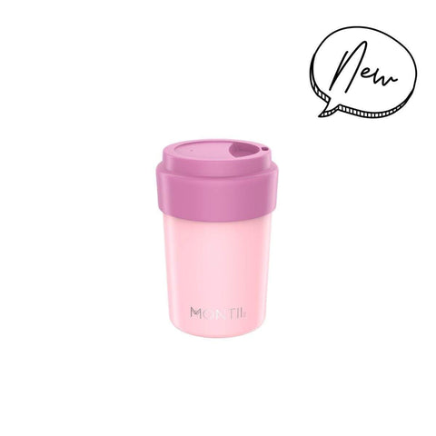 MONTIICO MINI COFFEE CUP - DUSTY PINK