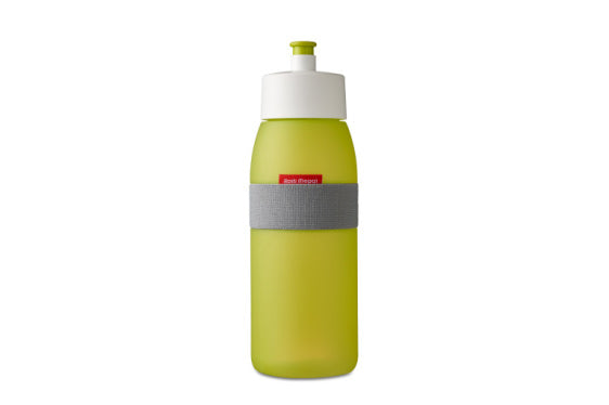 Sports Bottle Ellipse 500ml - Lime