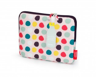 Tablet sleeve 'Dots'