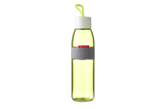 Water Bottle Ellipse 700ml - Lime