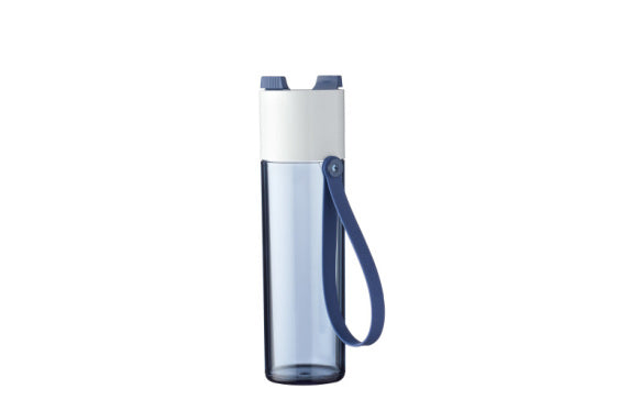 Just Water Bottle 500ml - Nordic Denim
