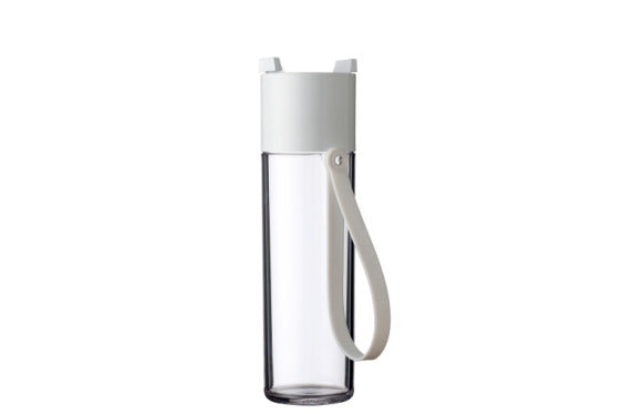 Just Water Bottle 500ml - White