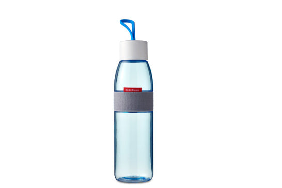 Water Bottle Ellipse 700ml - Blue