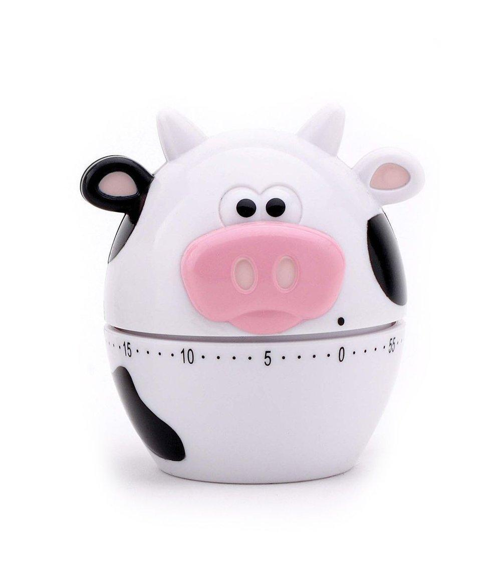 60 Minute Kitchen Timer Moo Moo