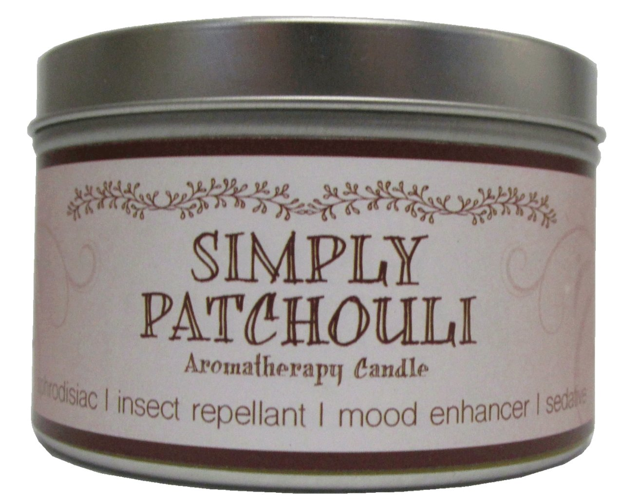 Aromatherapy Tin Candles